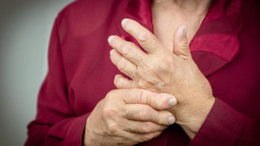 CBD olja mot reumatoid artrit