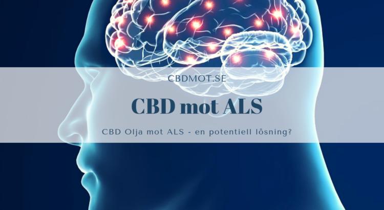 CBD mot ALS